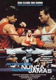 Retroceder Nunca, Rendirse Jamás (1986) [Latino]