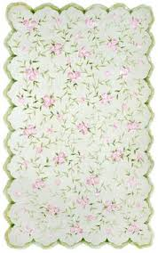 parade of roses wool micro hooked rug rug features wool rug and