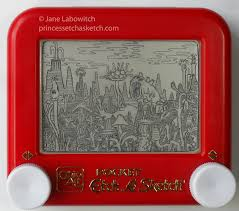 help me show my etch a sketch art in paris indiegogo