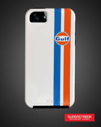 Gulf Racing Bumper Case U2013 Racing Suit