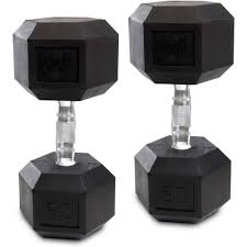 amazon black friday dumbbell cap barbell rubber coated hex dumbbell set 50lb 49 20lb