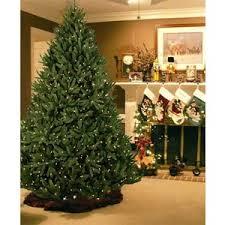 marvelous ideas 12 ft artificial trees noble fir pre lit