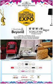 A M Home Decor Times Of India To Organize Times Furniture U0026 Home Decor Expo From