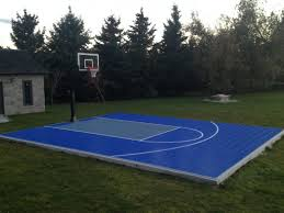 Building A Backyard Basketball Court Basketball Backyard Court 25 Best Outdoor Basketball Court Ideas