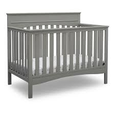 Convertible Baby Crib Plans Lucca Panel Convertible Crib Weathered Grey And Nursery