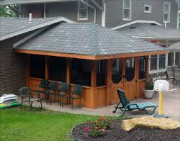 gazebo patio ideas patio screened gazebo wood fantastic ideas patio screened gazebo