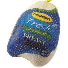 fresh whole turkey butterball fresh whole turkey breast usda inspected grade a