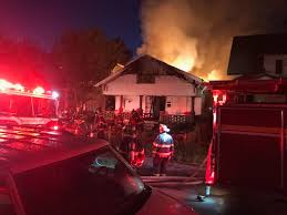 Indianapolis Time Zone Map by Indianapolis Pretty Intense Flames Shooting Out This Home On