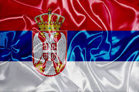 Flag Of Serbia Serbia Flag Satin Wallpapers Hd Desktop And Mobile Backgrounds