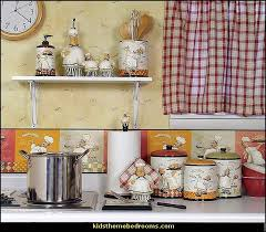 italian style kitchen canisters decorating theme bedrooms maries manor chef decorations