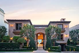 Mansion For Sale by Gorgeous French Riviera Inspired Californian Mansion For Sale