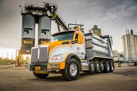 kenworth company asphalt company pleased with kenworth t880 medium duty work