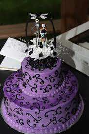 nightmare before christmas cake decorations beautiful wedding cake for a celebration nightmare before