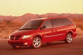 2001 Dodge Caravan Interior 2001 04 Dodge Caravan Consumer Guide Auto