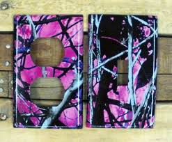 muddy camo light switch outlet covers 6 50 each camo