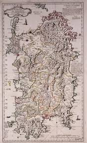 Sardinia Map 39 Best Sardinia Old Maps Images On Pinterest Sardinia Antique