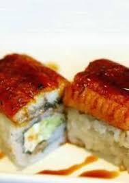 cuisiner l anguille sushi à l anguille et au concombre