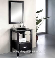 cabinets wooden mirror cabinet vanity solid wood bathroom cabinet