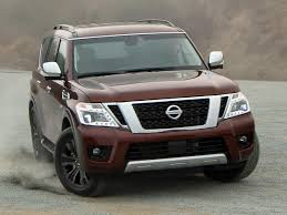 old nissan truck models first drive the 2017 nissan armada