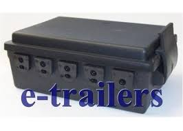 ifor williams britax style 12 24v trailer wiring 10 way waterproof