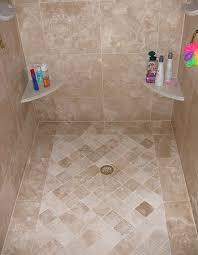 bathroom shower floor ideas tiles outstanding mosaic shower floor tile options in what of