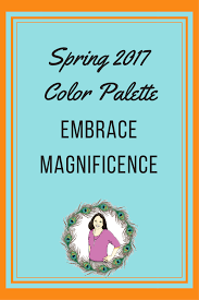 spring 2017 color palette marci yoseph
