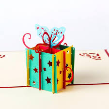 where can i buy a gift box aliexpress buy happy birthday gift box butterfly handmade