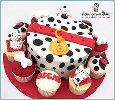 101 dalmation cake pops cruella vil tea party ideas
