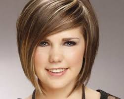 the best haircuts for overweight women round faces teenagers with thin hair look cute in these hairstyles