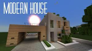 minecraft pe 0 14 0 house showcase modern house tour flows hd