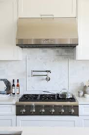 Gas Stainless Steel Cooktop Stainless Steel Hood And Cooktop Design Ideas