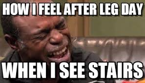 How I Feel Meme - how i feel after leg day best cry ever meme on memegen