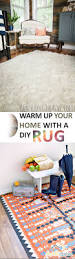Diy Rug Warm Up Your Home With A Diy Rug
