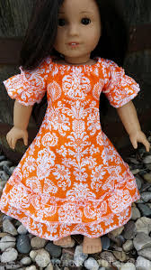 historical pattern review hawaiian muu muu dress for american girl doll diana rambles