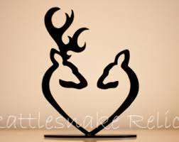 Browning Home Decor Browning Deer Etsy