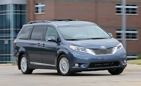 what is toyota 2016 toyota sienna awd test u2013 review u2013 car and driver