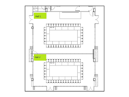 purpose of floor plan multi purpose hall