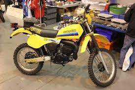 suzuki motocross bikes classicdirtbikerider com photo by mr j 2015 telford classic dirt