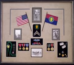 Military Flag Frame Enjoy It Old Main Frame Shop U0026 Gallery