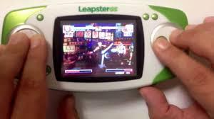 leapfrog leapstergs neogeo emulator youtube