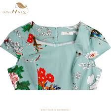 aliexpress com buy sishion 50s 60s vestidos 4xl plus size cap
