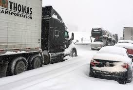 Pennsylvania travelers images Travelers make light of being stranded on pa turnpike during
