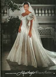 this is mom u0027s wedding dress from the early 90s w dresses