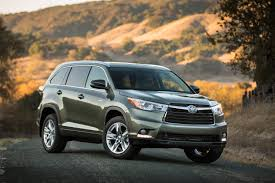 toyota american models 20 most fuel efficient suvs of 2015 autonxt
