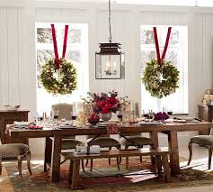 pottery barn christmas table decorations 10 best christmas decorating ideas decorilla