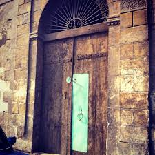 city of the dead al abageyah egypt beautiful doors in strange