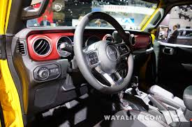 jeep red interior which jl wrangler interior do you like
