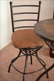 Large Dining Chair Pads Kitchen Gray Chair Pads Patio Seat Cushions Indoor Chair