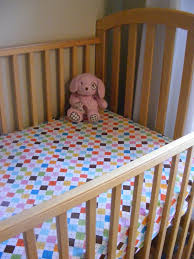 Sheets For Crib Mattress The Complete Guide To Imperfect Homemaking Tutorial Easy Diy