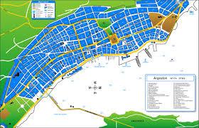 Greece On The Map by Oskars Accommodation U2013 Maps Of Kefalonia Kefalonia Information